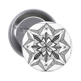 Trébol de Starburst Pins