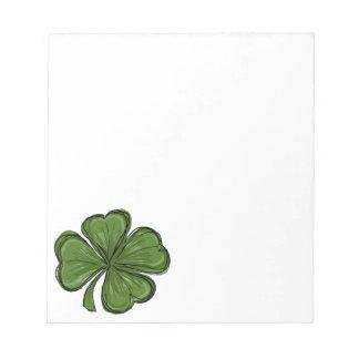 Trébol del día de St Patrick Blocs