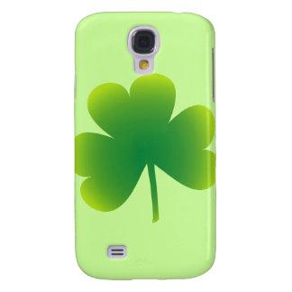 Trébol del día de St Patrick Funda Para Galaxy S4