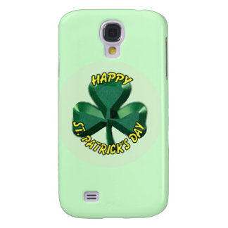 Trébol del día de St.Patricks Funda Para Galaxy S4