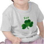 Trébol del Fox Camiseta