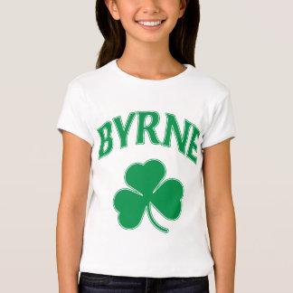 Trébol del irlandés de Byrne Playera
