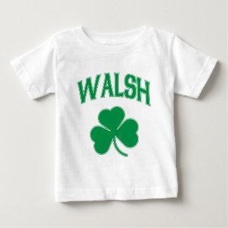 Trébol del irlandés de Walsh Remera