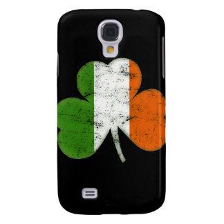 Trébol del irlandés del vintage