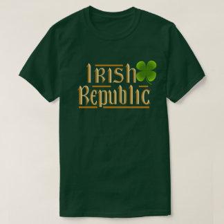 Trébol del lado de República de Irlanda Playera