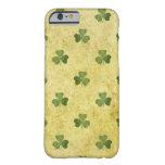 Trébol del St Patty Funda De iPhone 6 Slim