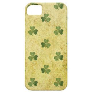 Trébol del St Patty iPhone 5 Fundas