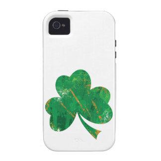 Trébol fresco iPhone 4 funda