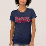 Trébol fuerte del estadio de béisbol de Boston Camisetas