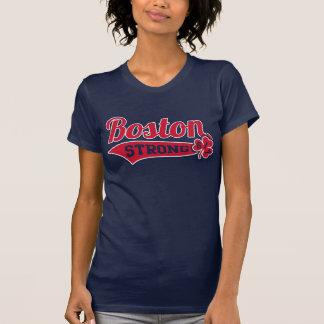 Trébol fuerte del estadio de béisbol de Boston Polera