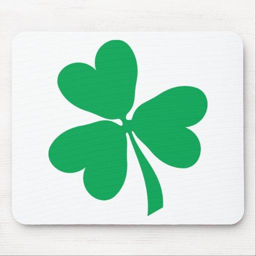 Trébol Irlanda Alfombrilla De Raton
