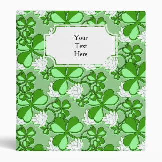 Trébol Irlanda del verde del día de St Patrick