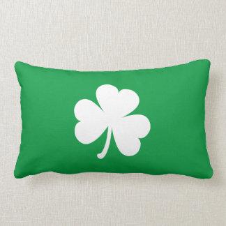 Trébol irlandés adaptable cojín lumbar