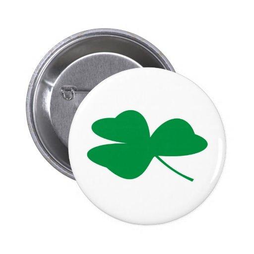 Trébol irlandés pin