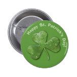 Trébol misterioso: ¡El día de St Patrick feliz! -  Pin