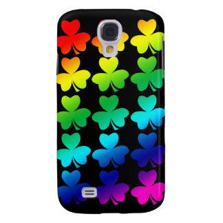 Tréboles del arco iris