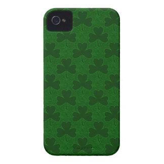 Tréboles iPhone 4 Case-Mate Protectores