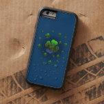 Tréboles lindos funda de iPhone 6 tough xtreme
