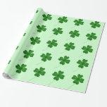 Tréboles lindos para el día de St Patrick