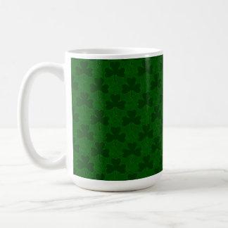 Tréboles Tazas De Café