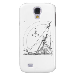 Trebuchet Samsung Galaxy S4 Cover