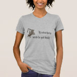Trebuchets need to get built. The T-shirt