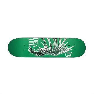 trece tablas de skate