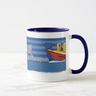 Trechantiri with Greek flag Mug