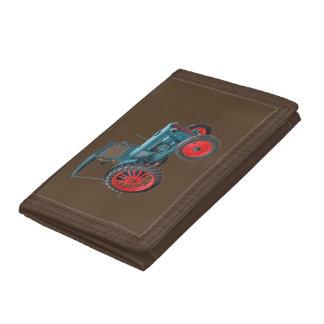Trecker Hanomag R 22 Trifold Wallet