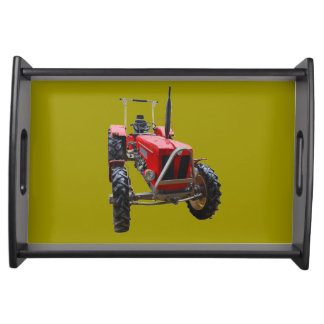 Trecker Serving Tray