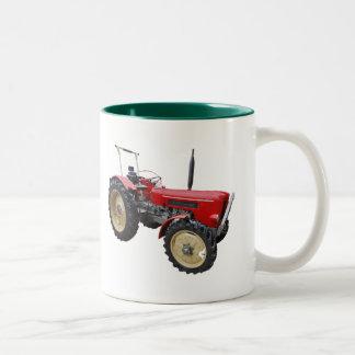 Trecker SF3400 Two-Tone Coffee Mug