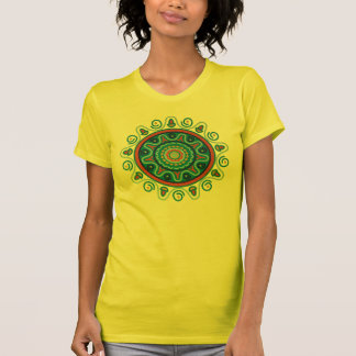Treditional Mandana - Indian Art T-Shirt