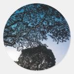 tree1 シール・ステッカー