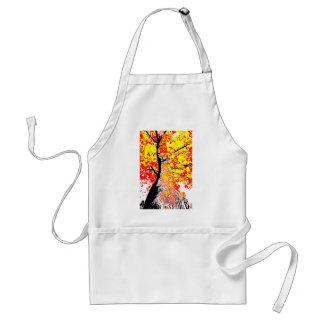 Tree 2 adult apron