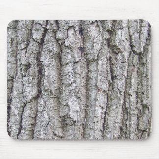 Tree 5 - Oak Tree Bark Mouse Pad