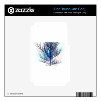 tree-9796-eop iPod touch 4G skin
