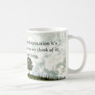 Tree Abraham Lincoln Quote Mug