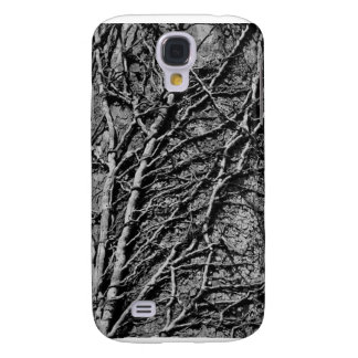 Tree Abstraction Samsung Galaxy S4 Cases