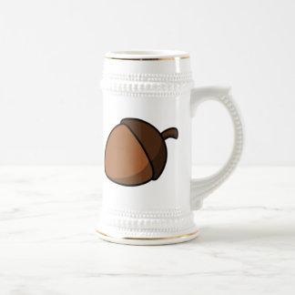 Tree Acorn Coffee Mug