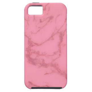 Tree Agate iPhone 5 Case - Pink