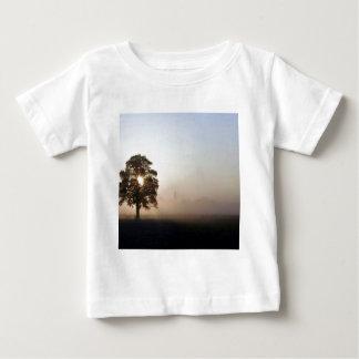 Tree Airfield Shadows Baby T-Shirt
