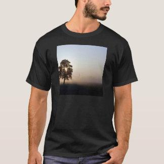 Tree Airfield Shadows T-Shirt