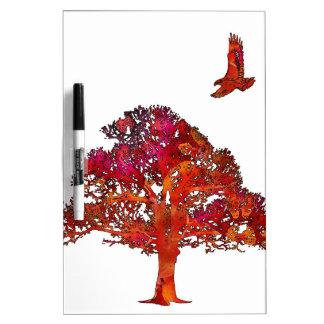 Tree and bird 02.jpg dry erase board