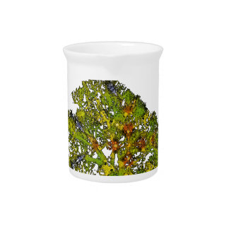 Tree and bird 05.jpg drink pitcher