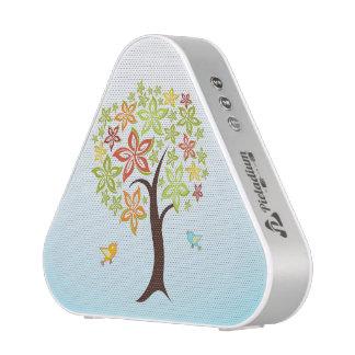 Tree and birds bluetooth speaker