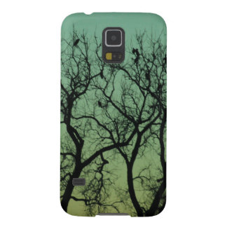 Tree and Birds Galaxy S5 Case