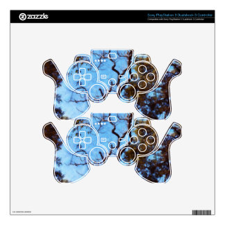 Tree and blue sky PS3 controller decal