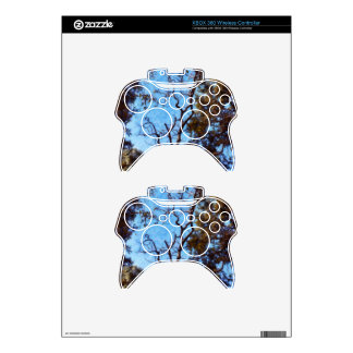Tree and blue sky xbox 360 controller skins