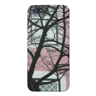 Tree And House iPhone 4 Case