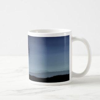 Tree and Moon Coffee Mug